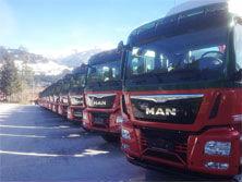 Neue MAN-Flotte