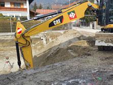 Bauleiter/in Tiefbau gesucht